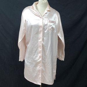 Nordstrom Pink Night Shirt Pajamas